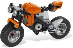 Lego 7291 Street Rebel