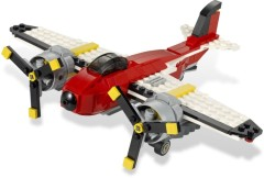 Lego 7292 Propeller Adventures