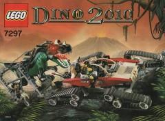 Lego 7297 Dino Track Transport
