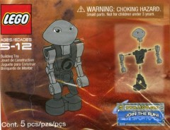 Lego 7323 Guard