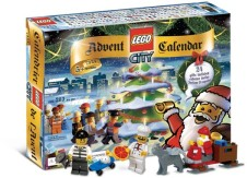 Lego 7324 City Advent Calendar