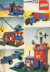 Lego 733 Universal Building Set, 7+
