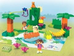 Lego 7333 Dora and Diego