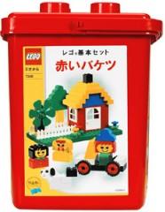 Lego 7336 Foundation Set - Red Bucket