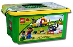Lego 7338 LEGO DUPLO Big Crate