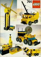 Лего 744
