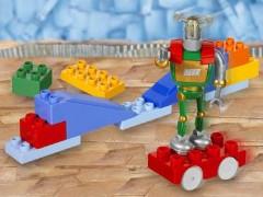 Lego 7495 Sporty