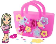 Trendy Tote Hot Pink