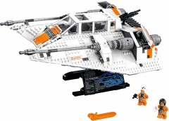 Snowspeeder available now