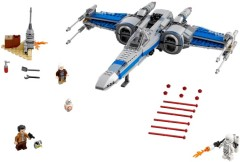 [UK/EU] May the Fourth offers start today with 40% off 75149 Resistance X-wing Fighter