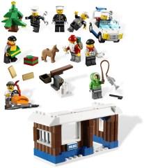 Lego 7553 City Advent Calendar