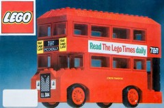Lego 760 London Bus