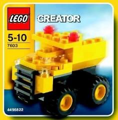 Лего 7603
