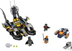 Lego 76034 Batboat Harbour Pursuit
