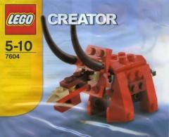 Lego 7604 Triceratops