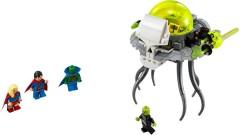 Lego 76040 Brainiac Attack