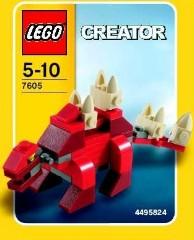 Lego 7605 Stegosaurus