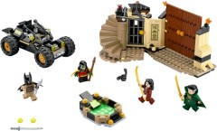 Lego 76056 Batman: Rescue from Ra's al Ghul