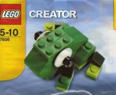 Lego 7606 Frog