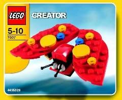 Lego 7607 Butterfly