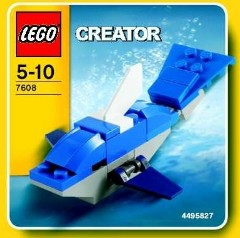 Лего 7608