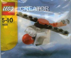 Lego 7609 Rescue Chopper