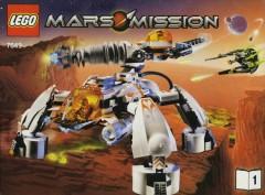 Lego 7649 MT-201 Ultra-Drill Walker