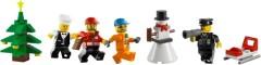 Lego 7687 City Advent Calendar