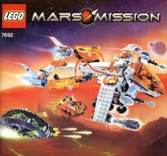Лего 7692