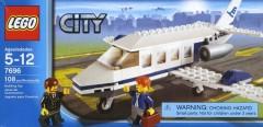Random set of the day: Commuter Jet