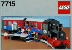 Lego 7715 Push-Along Passenger Steam Train