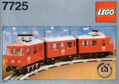 Lego 7725 Electric Passenger Train Set