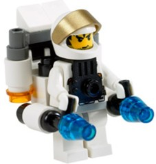 Lego 7728 Jet Pack