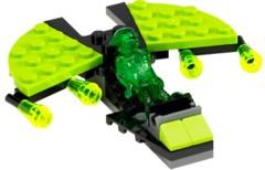 Lego 7729 Alien Flyer