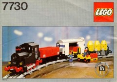 Lego 7730 Electric Goods Train Set