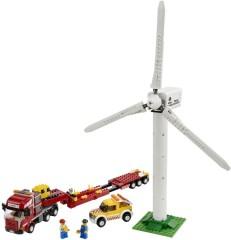 Wind Turbine Transport