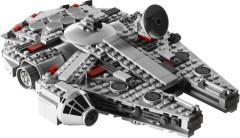 Midi-scale Millennium Falcon