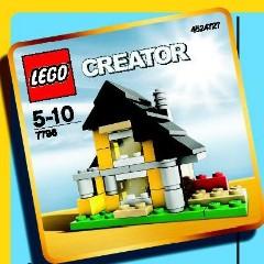 Лего 7796