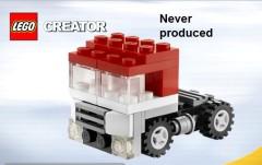 Lego 7806 Truck