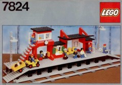 Lego 7824 Railway Station