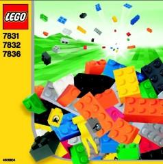 Lego 7831 Creator Bucket