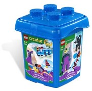 Lego 7837 Build and Create Bucket