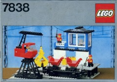 Lego 7838 Freight Loading Depot