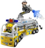 Lego 7844 Airport Rescue Truck
