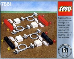 Lego 7861 Lighting Set Electric 12 V