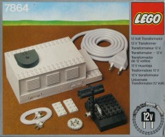 Lego 7864 Transformer / Speed Controller 12 V
