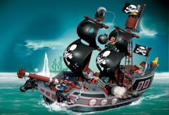 Lego 7880 Big Pirate Ship