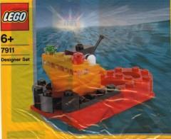Lego 7911 Tugboat