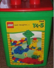 Лего 7969