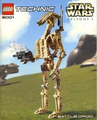 Лего 8001